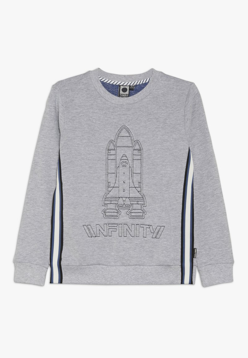 Tumble 'n dry - HUGH - Sweatshirt - light grey melange