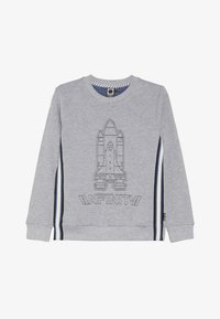 Tumble 'n dry - HUGH - Sweatshirt - light grey melange - 2
