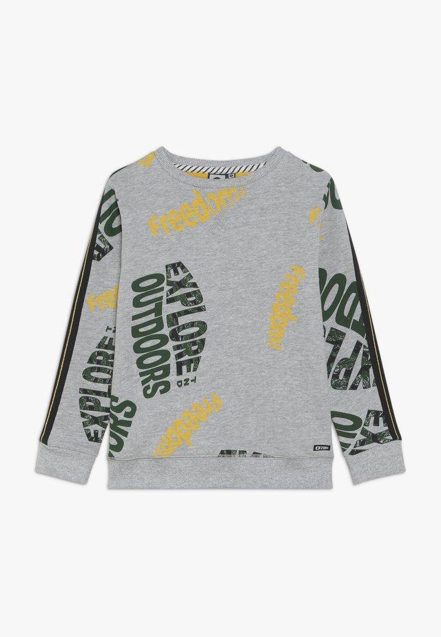 VURAL - Sweater - grey melange