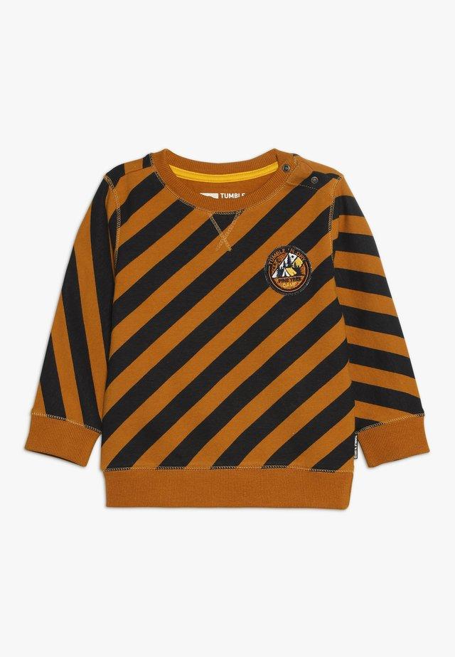 STIAN BABY - Sweatshirt - cathay spice