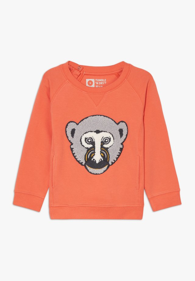 TERRIS  - Sweatshirt - tigerlily
