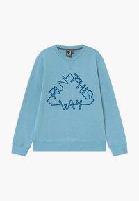 Tumble 'n dry - WILKINS - Sweater - light steel blue - 0