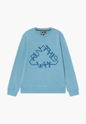 WILKINS - Sweatshirt - light steel blue