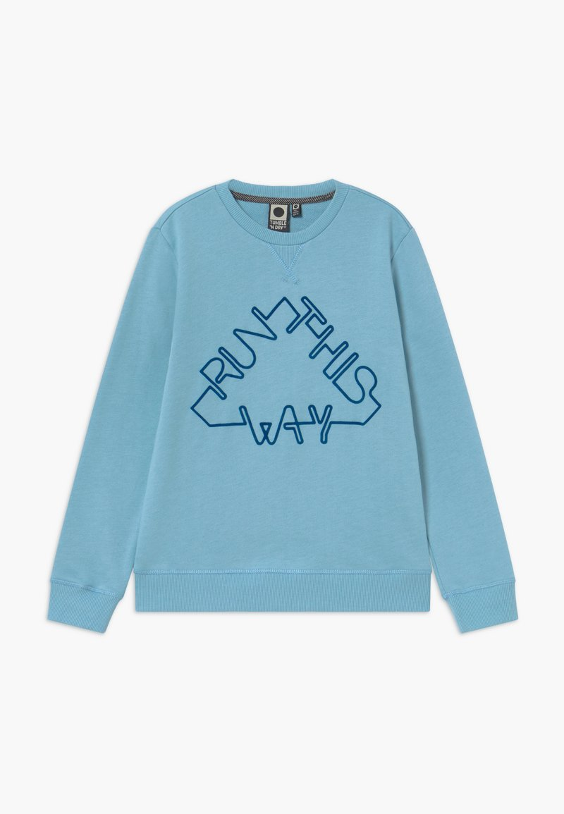 Tumble 'n dry - WILKINS - Sweater - light steel blue