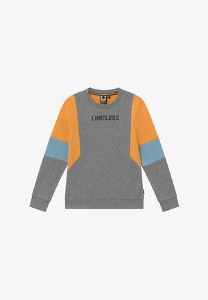GIO - Sweater - grey melange