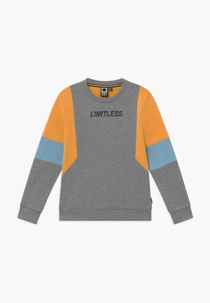 GIO - Sweater - grey melange
