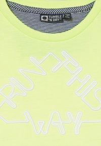 Tumble 'n dry - GIDAR - Sweater - safety yellow - 3