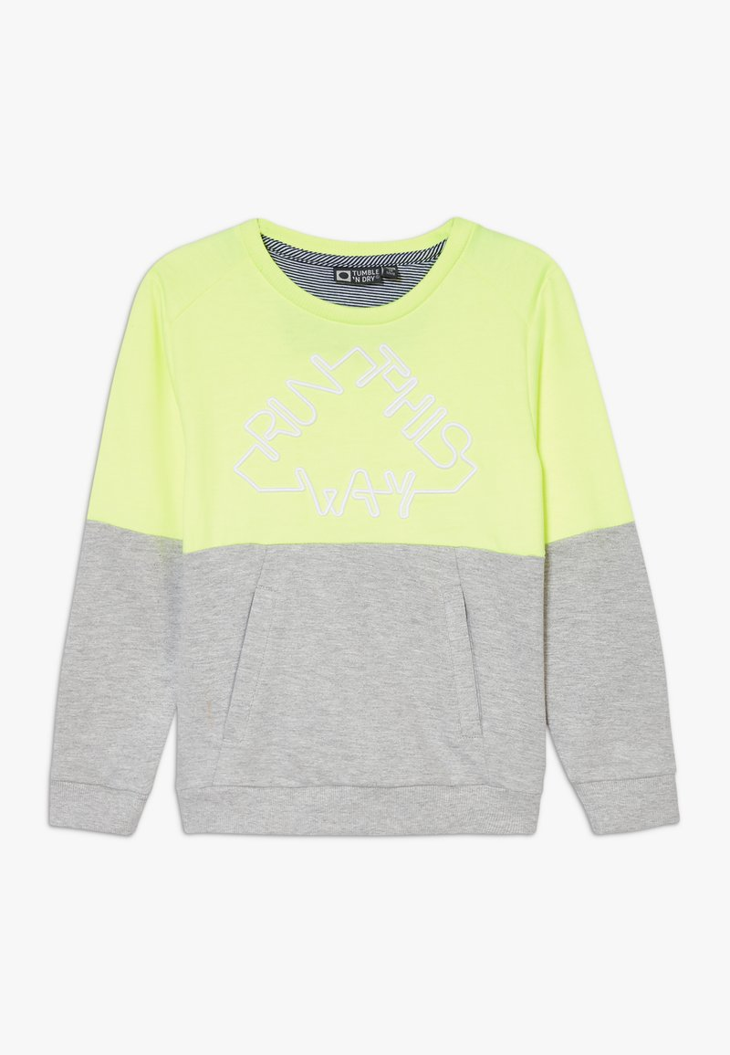 Tumble 'n dry - GIDAR - Sweater - safety yellow