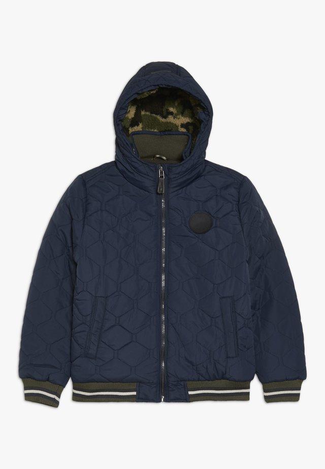 Winterjacke - navy blazer