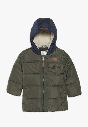 SPENCE BABY - Winter jacket - dark cedar