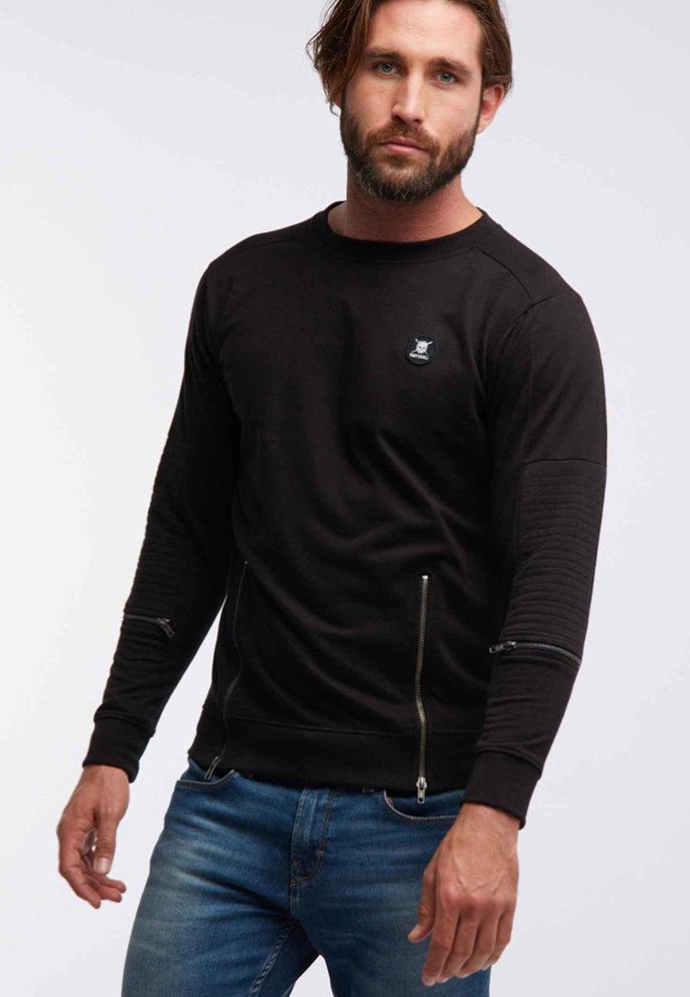 Tuffskull - Sweatshirt - schwarz