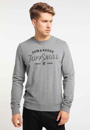 Sweater - grey melange