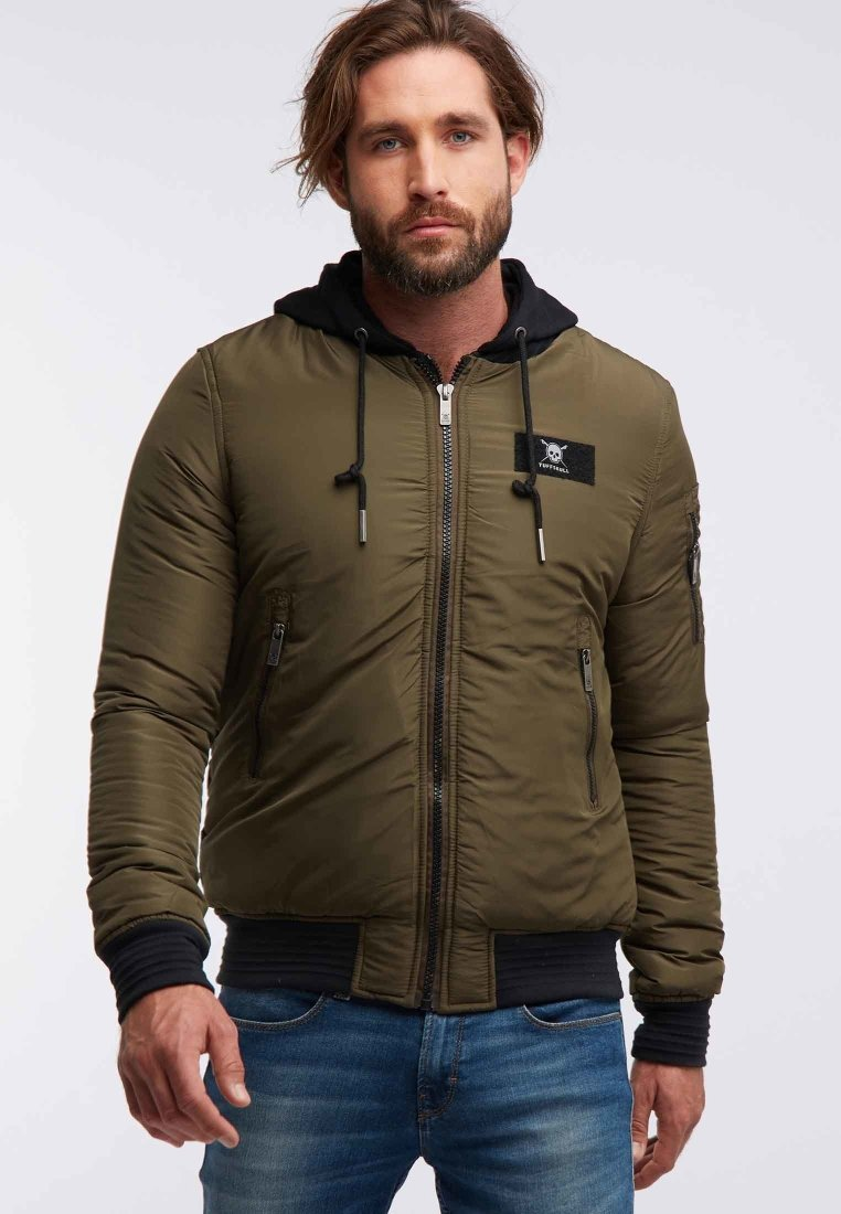 Tuffskull - Light jacket - olive