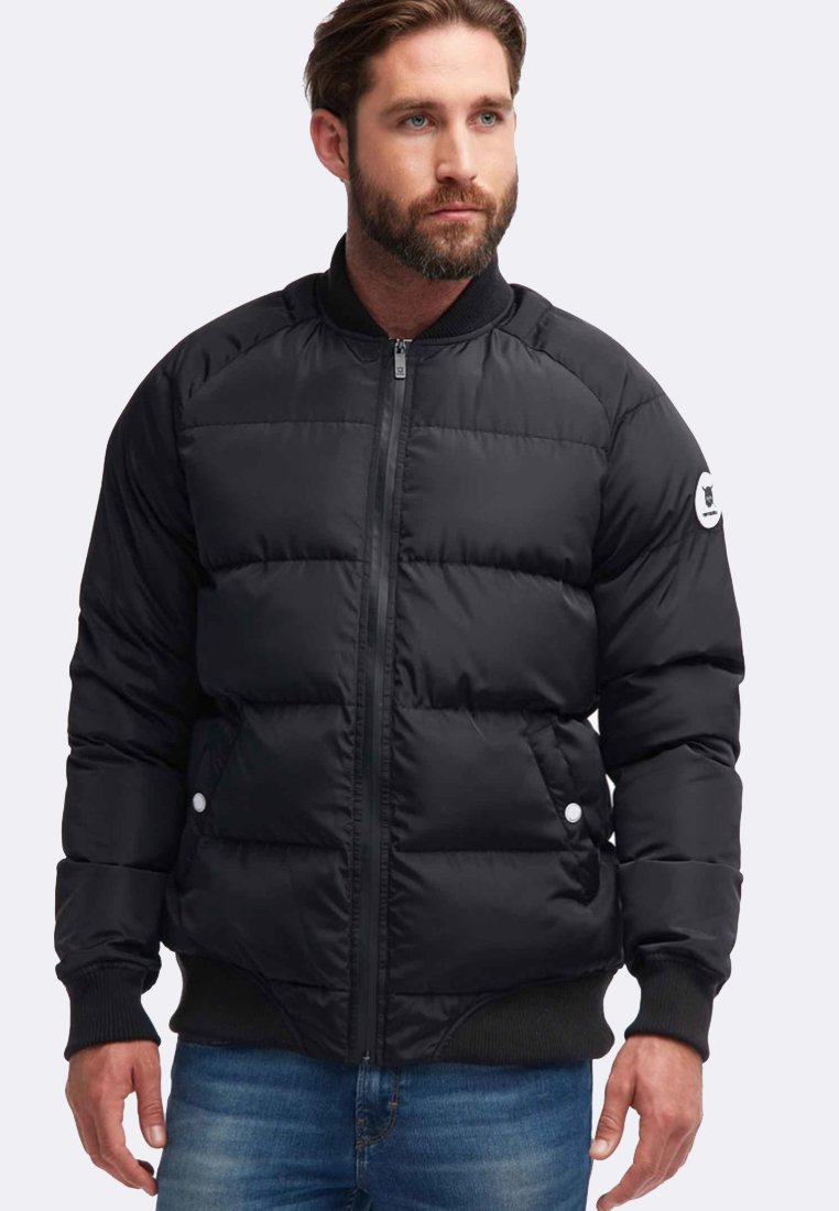 Tuffskull - Winter jacket - black