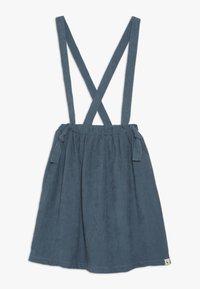Turtledove - BRACER SKIRT - Minifalda - denim - 0