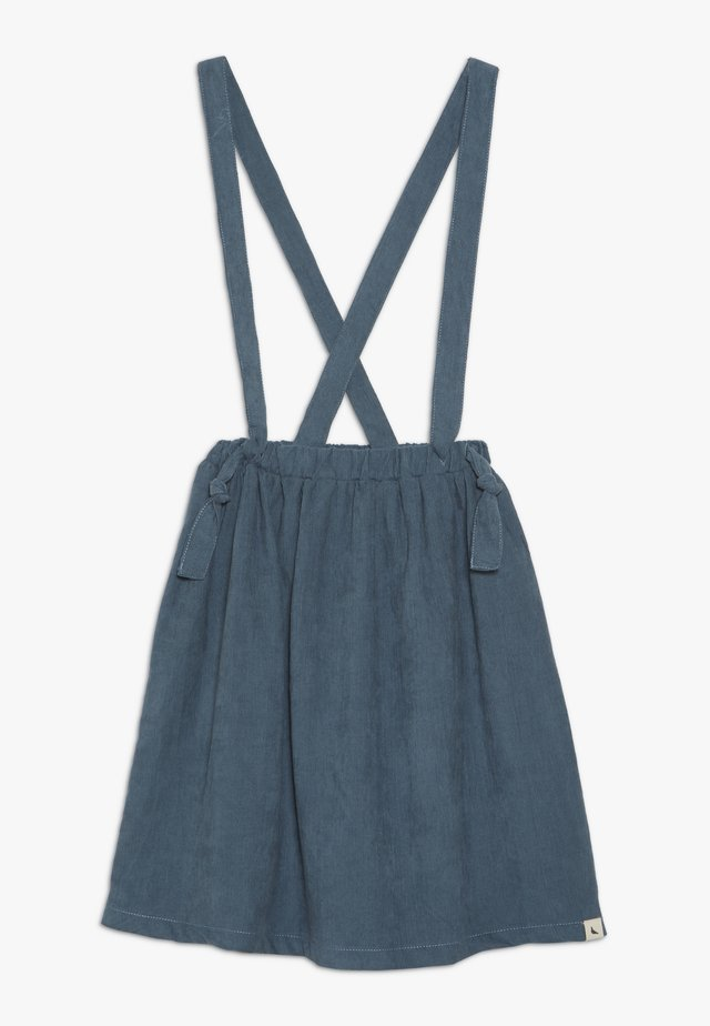 BRACER SKIRT - Mini skirt - denim