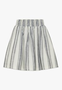 Turtledove - SEA STRIPE SKIRT - A-line skirt - blue - 1