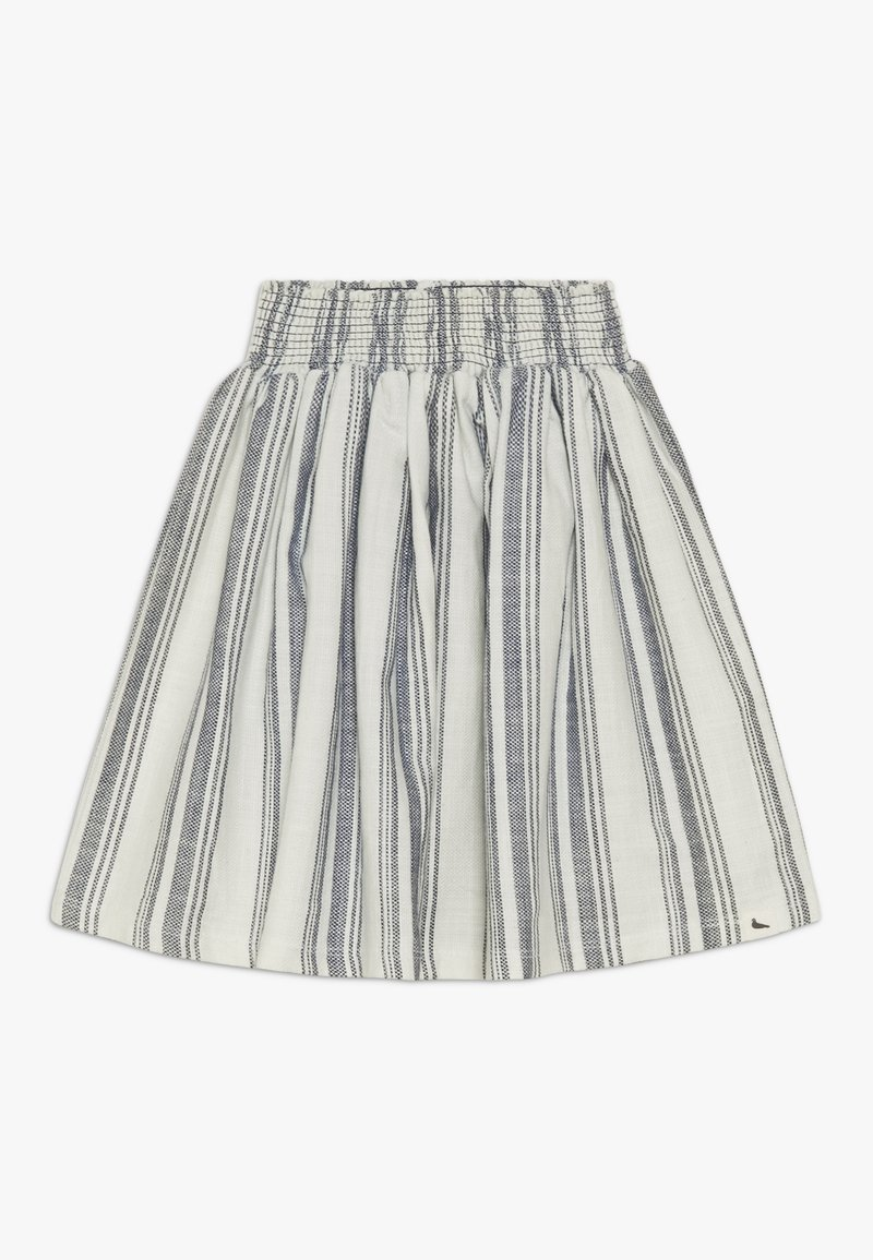 Turtledove - SEA STRIPE SKIRT - A-line skirt - blue