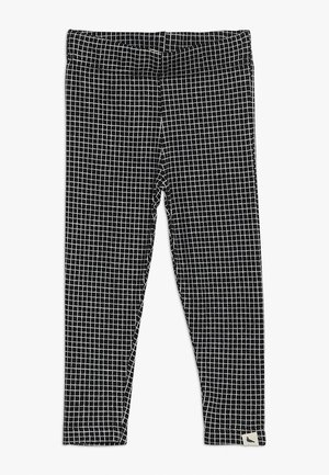GRID - Leggings - Hosen - monochrome