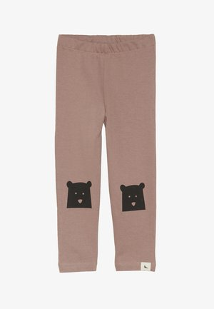 BEAR KNEE SLIM FIT - Legging - brick
