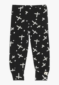 Turtledove - MARKS THE SPOT - Pantalones deportivos - black - 0