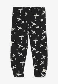 Turtledove - MARKS THE SPOT - Pantalones deportivos - black - 3