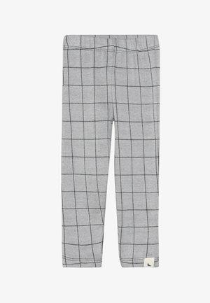 CHECK SLIM FIT - Leggings - Trousers - mono