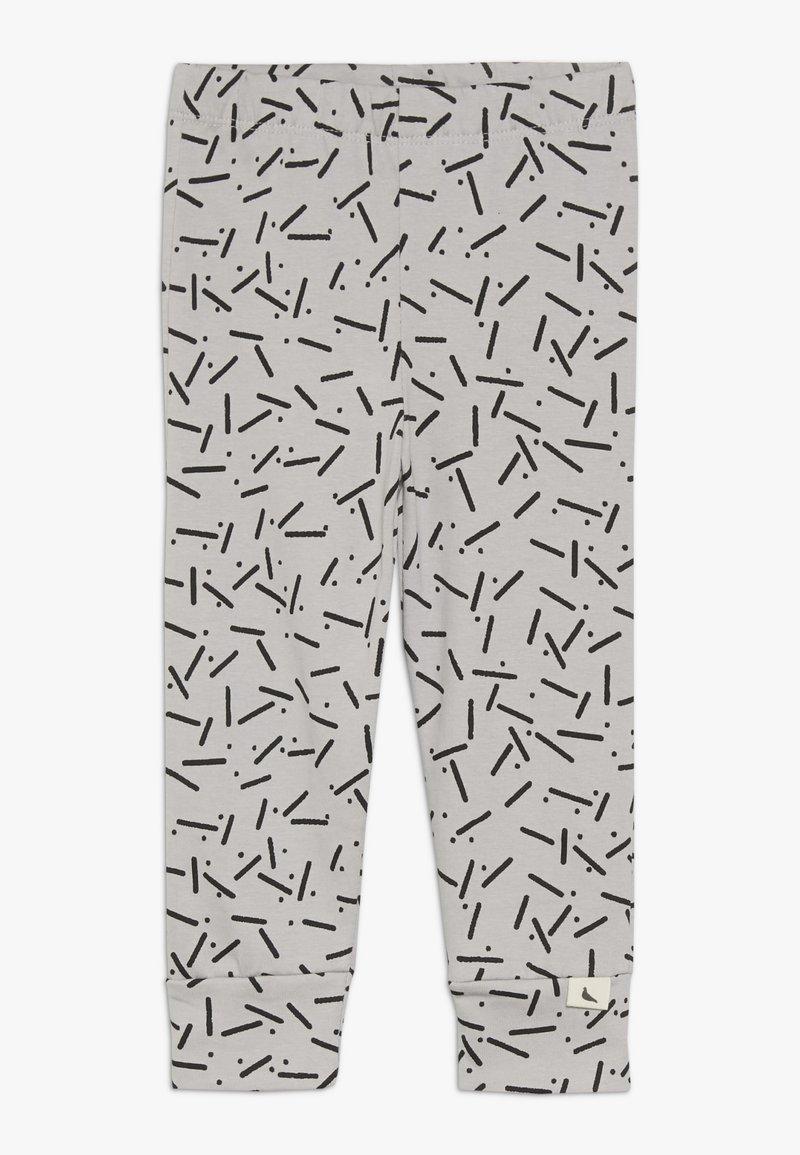 Turtledove - STICKS AND STONES - Leggings - grey