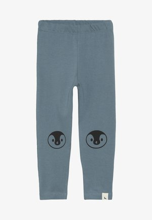 PENGUIN KNEE SLIM FIT  - Leggingsit - denim