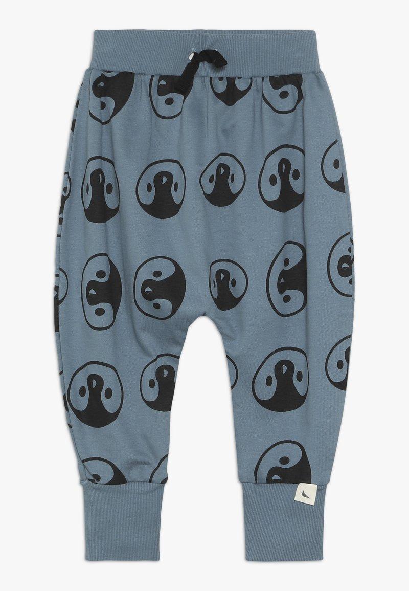 Turtledove - PENGUIN HEAD HAREMS - Pantalon de survêtement - denim