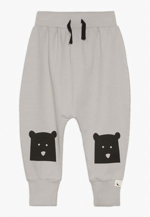 BEAR KNEE HAREMS - Trainingsbroek - grey