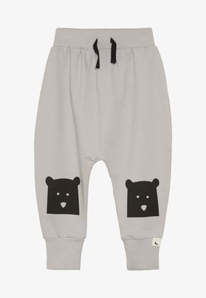BEAR KNEE HAREMS - Jogginghose - grey