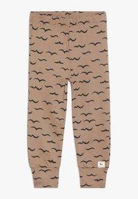 Turtledove - AIR AND SEA - Teplákové kalhoty - brown - 0