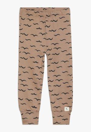 AIR AND SEA - Pantaloni sportivi - brown