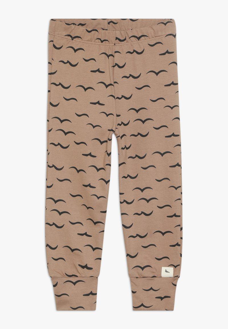Turtledove - AIR AND SEA - Teplákové kalhoty - brown