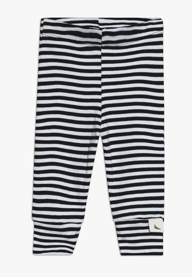 HUMBUG STRIPE  - Leggings - Trousers - black