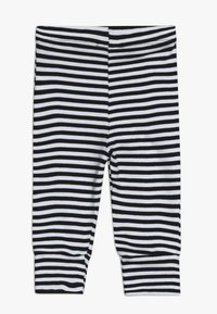 Turtledove - HUMBUG STRIPE  - Leggings - black - 1