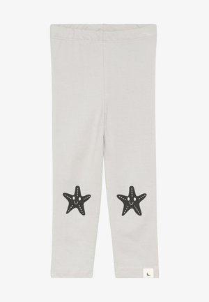 ZGREEN STAR FISH KNEE SLIM FIT - Leggings - Trousers - grey