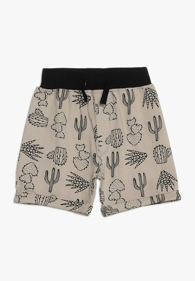EASY FIT CACTUS PRINT BABY - Shorts - monochrome
