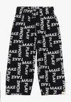 Turtledove - SUMMER PULL ON PANTS WORDS BABY - Trousers - monochrome
