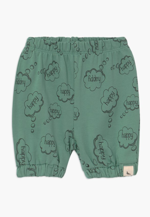 HAPPY THOUGHTS BLOOMERS BABY - Kalhoty - green