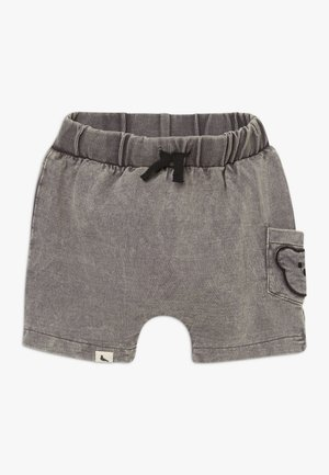 BEAR POCKET HAREM BABY  - Shorts - dark grey