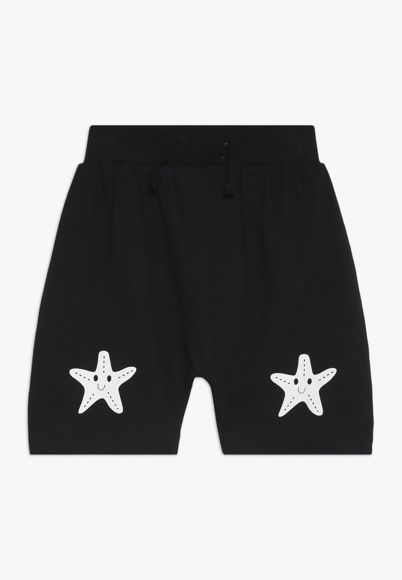 Turtledove - STARFISH KNEE HAREM - Pantalones deportivos - black