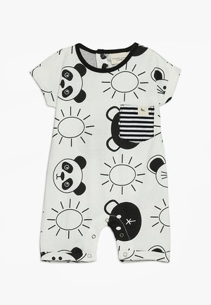 ROLL SLEEVE ROMPER BEACH PALS BABY - Jumpsuit - monochrome