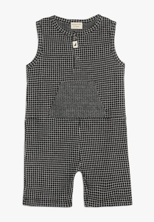 GRID SHORTIE ALL IN ONE BABY - Jumpsuit - monochrome