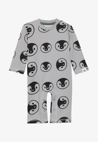 Turtledove - BEAR FAMILY PLAYSUIT BABY - Strampler - grey - 2