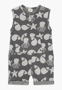 Turtledove - SEA FRIENDS SHORTIE TANK BABY - Overal - grey/white - 0