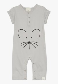 Turtledove - MOUSE FACE PLAYSUIT BABY - Body - grey - 0