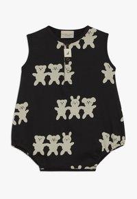Turtledove - BESTIES BUBBLE ROMPER BABY - Dupačky - black/white - 0