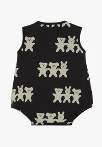 Turtledove - BESTIES BUBBLE ROMPER BABY - Dupačky - black/white - 1